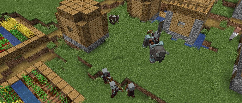 Minecraft 18w45a