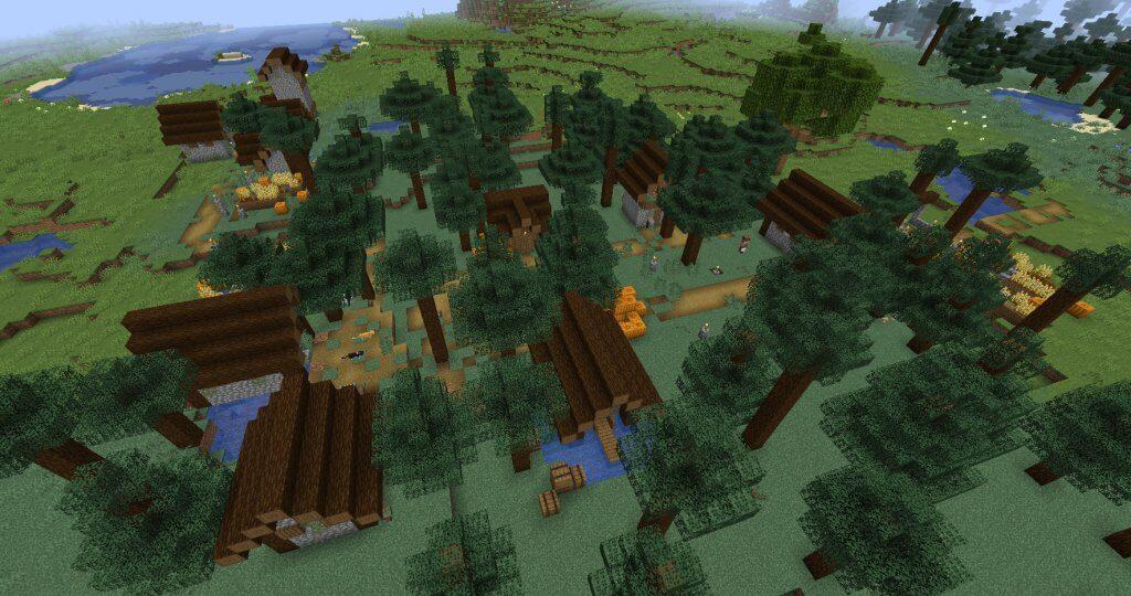 Village Taiga