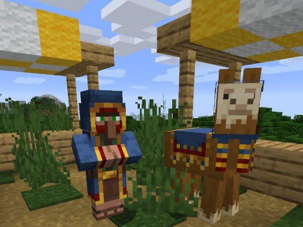 Minecraft Snapshot 19w05a