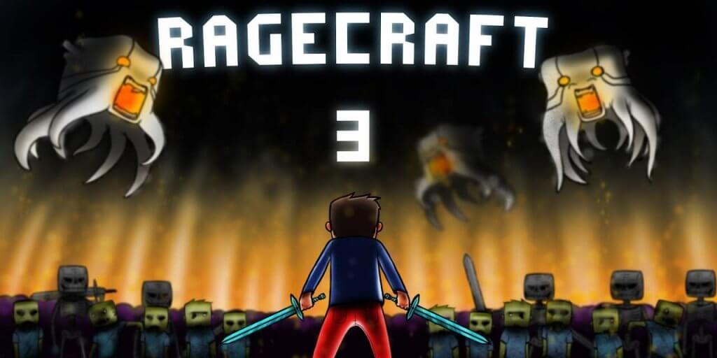 Map Minecraft Ragecraft 3