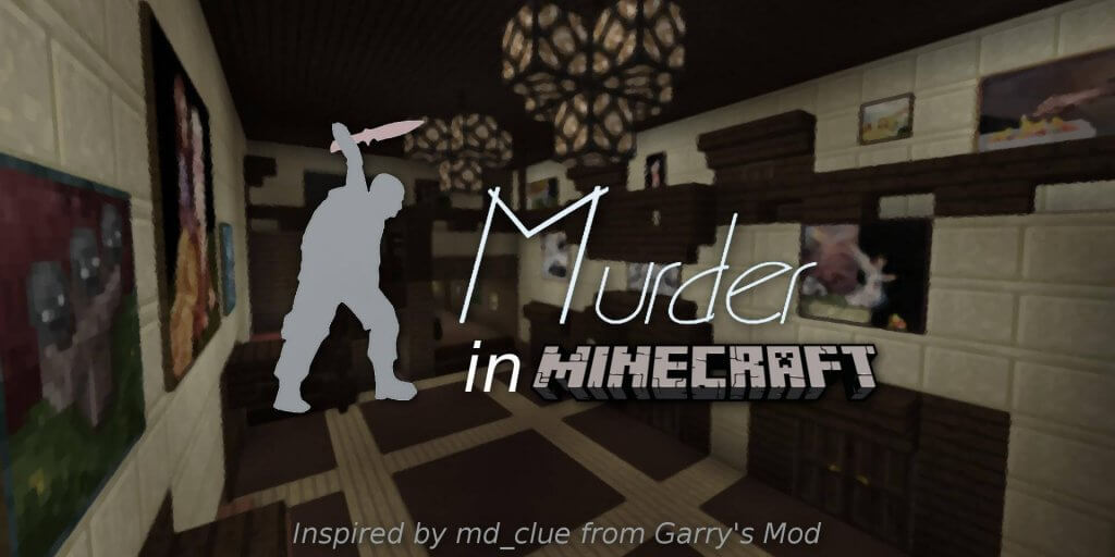 Map Minecraft Murder