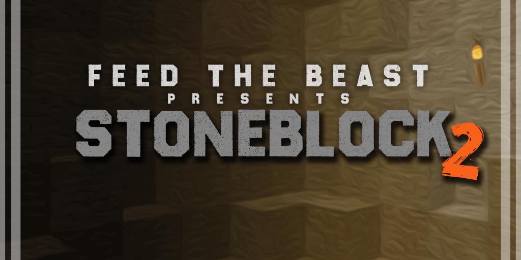 Modpack - StoneBlock 2