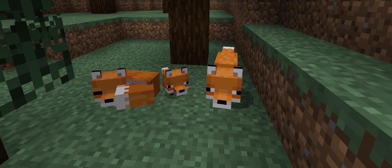 Minecraft Snapshot 19w07a