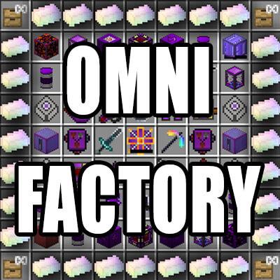Modpack - Omnifactory