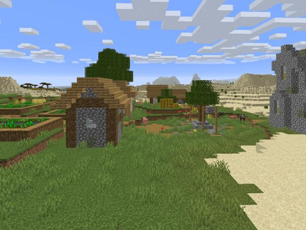 Minecraft 1.14 - Pre-Release 1