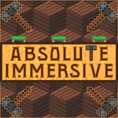 Modpack - Absolute Immersive