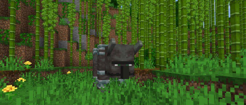 Minecraft 1.14 - Bambou
