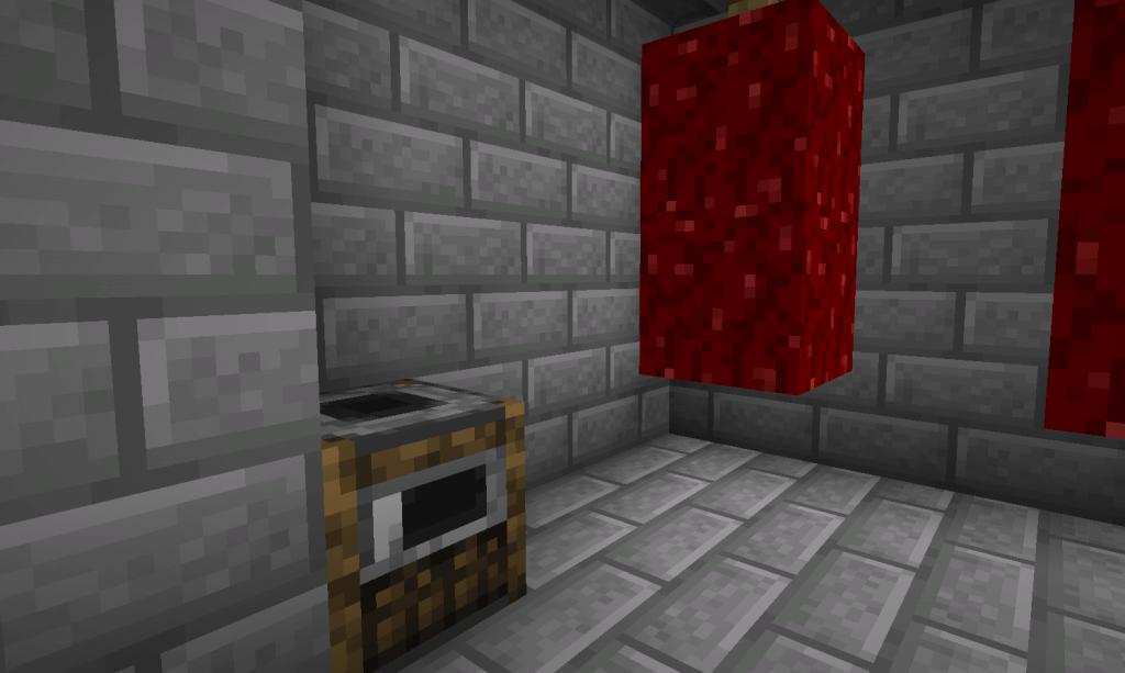 Minecraft 1.14 - Fumoir