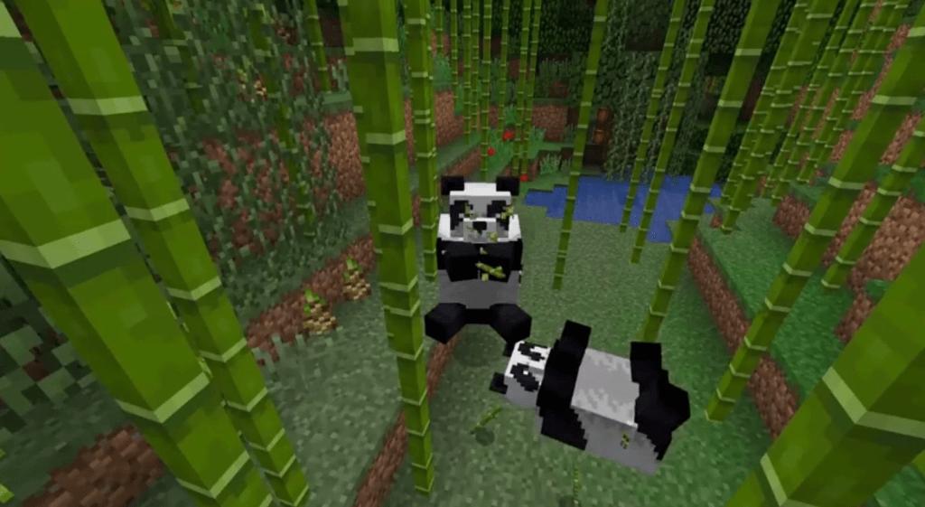 Minecraft 1.14 - Panda