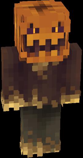 Skin Minecraft Epouvantail