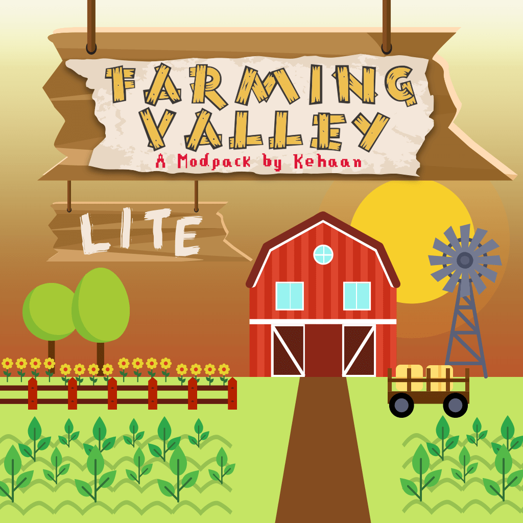 farming valley modpack 2020