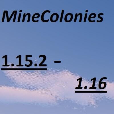modpack mine colonies