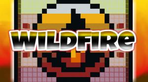 map wildfire