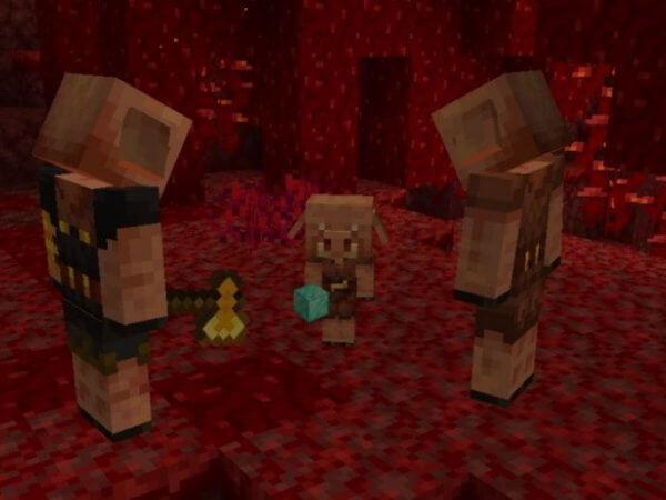 Minecraft 1.16.3